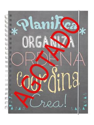 Cuaderno de planificación pizarrón AGOTADO