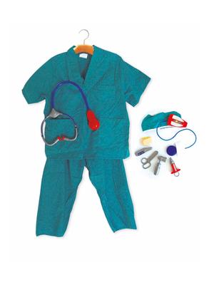 Disfraz cirujano