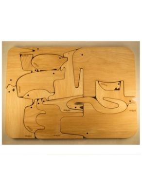 Puzzle de madera Enzo