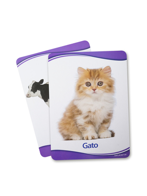 Flashcards animales