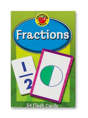 Flashcards fracciones