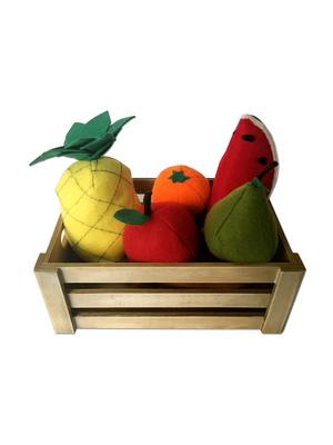 Frutas de fieltro