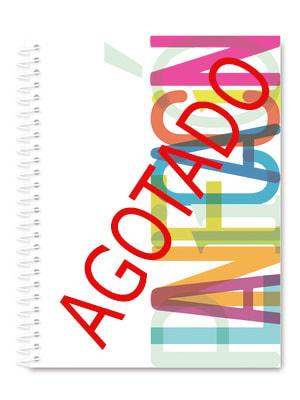 Planificador anual letras de colores AGOTADO