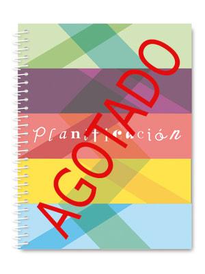 Cuaderno de planificación efecto óptico AGOTADO