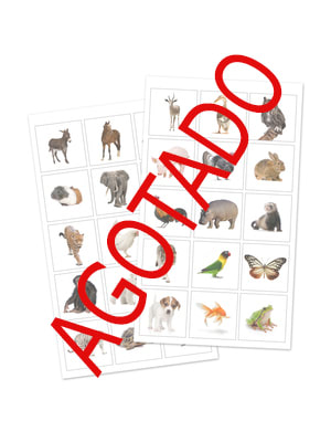 Distintivos animales AGOTADO