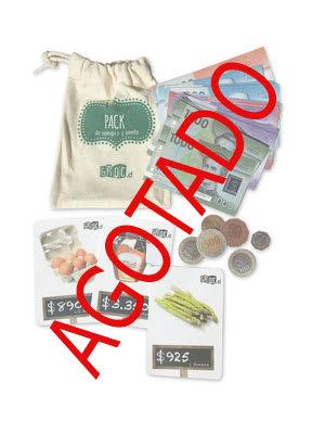 Pack compra y venta AGOTADO