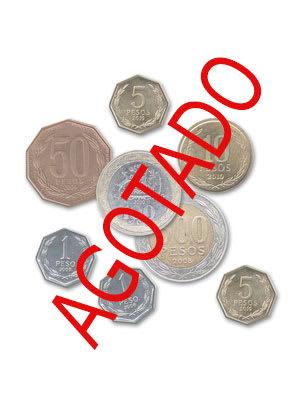 Set de monedas AGOTADO