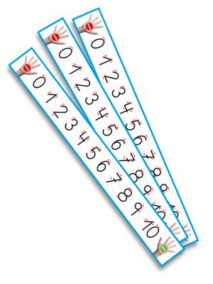 Números caligráficos