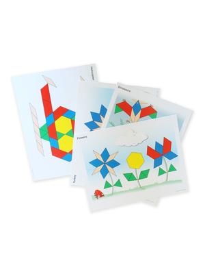 Plantillas bloques poligonales