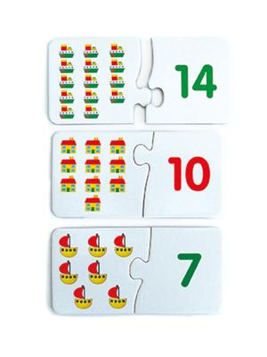 Puzzle para contar