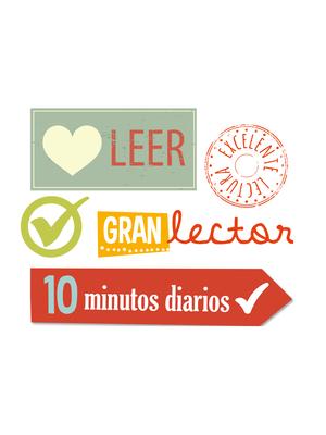 Stickers buen lector
