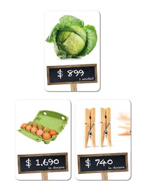 Tarjetas de compra y venta