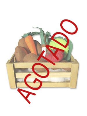 Verduras de fieltro AGOTADO