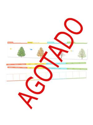 Panel estaciones y fechas importantes bilingüe AGOTADO