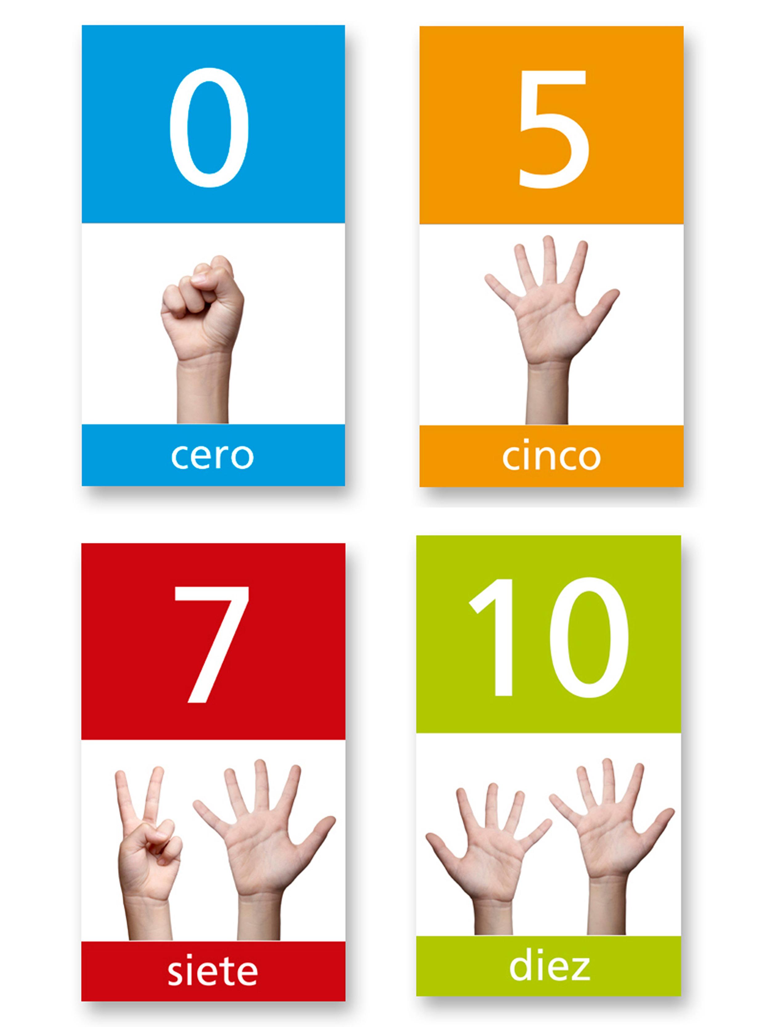 Números 0-10
