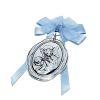 "Medalla Cuna ""Ángel de la Guarda"" - Celeste"