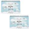 "Pack 2 ""Calendarios Angelic 2019"""