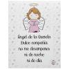 Cuadro oración Angelita