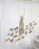 Cortina Estampado Pedro Rabbit