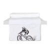 Toalla baño Mountain Bike