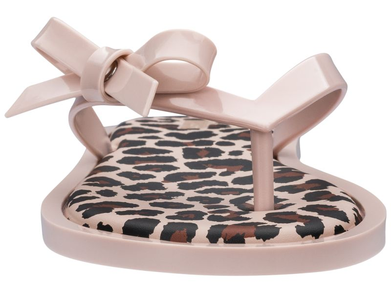Light Melissa Print Animal Flop Ad Pink BlackPerú Flip VSpzMU
