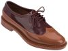 MELISSA CLASSIC BROGUE AD BORDEAUX/BROWN