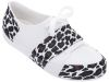 MELISSA CREW LOW AD WHITE/BLACK