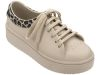 MELISSA MELLOW SPECIAL EDITION AD BEIGE/BLACK