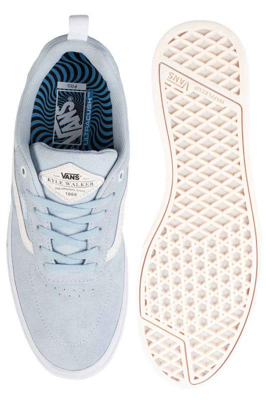 f6515fb009 ... ZAPATILLA VANS KYLE WALKER PRO (SPITFIRE) BABY BLUE ...
