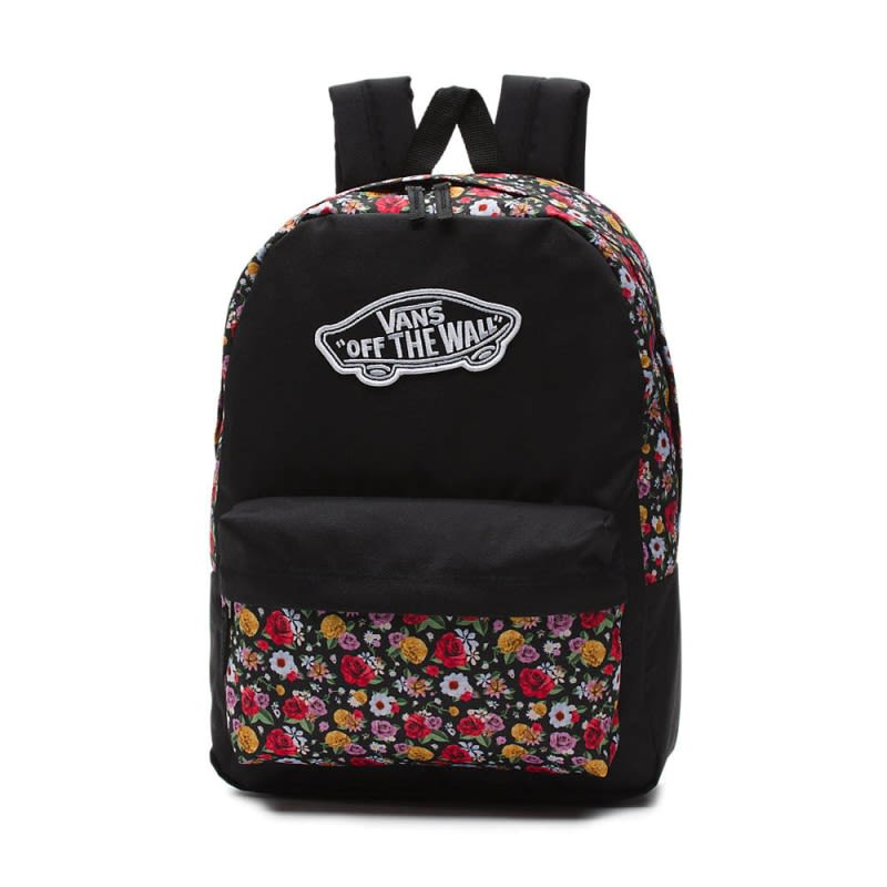 97b7ad37b ... MOCHILA VANS REALM BACKPACK MIXED FLORAL ...