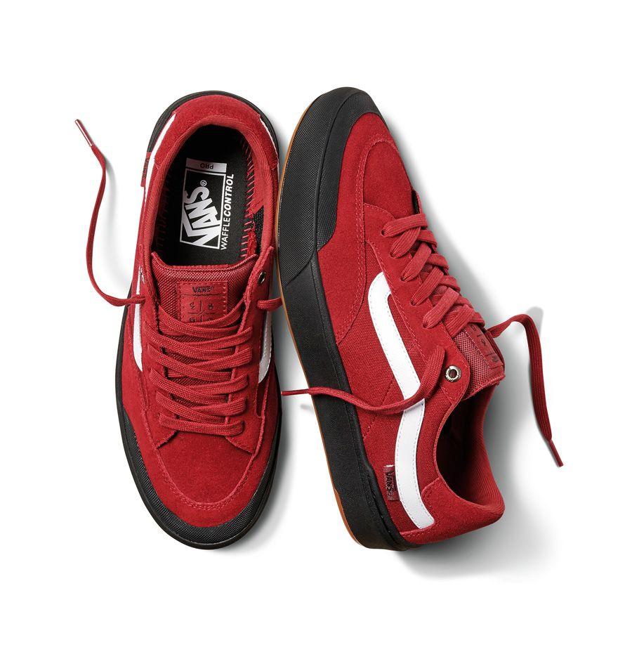 2vans zapatillas berle pro