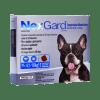 Nexgard perros de  4,1 - 10 Kg