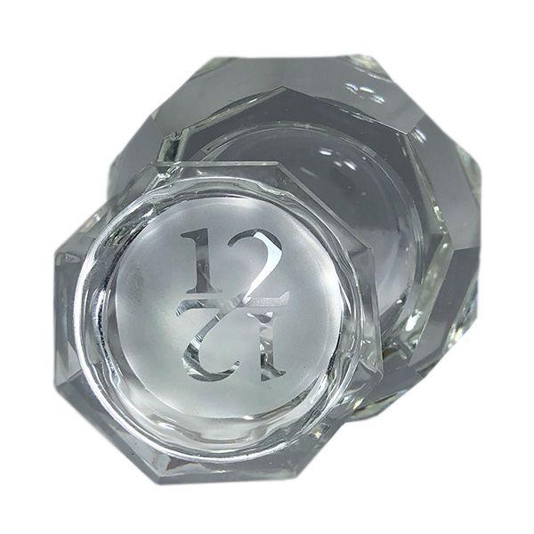 Trinity Vaso de Cristal (Crystal Dappin Dish)