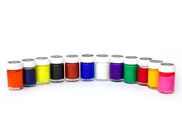 Trinity Acrylic Paint Kit