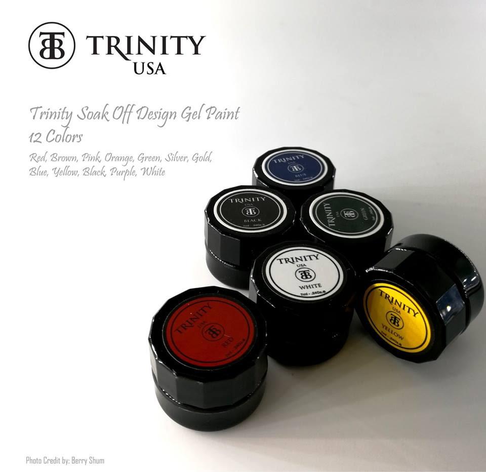 Trinity Pintura en Gel para Diseño (Design Gel Paint)
