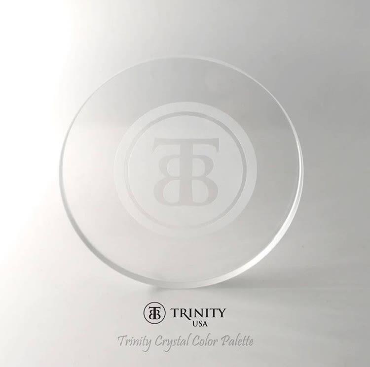 Trinity Paleta Mezcladora de Colores