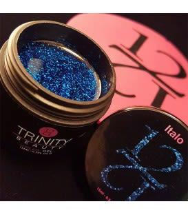 Trinity Beauty Soak Off Glitter Gel