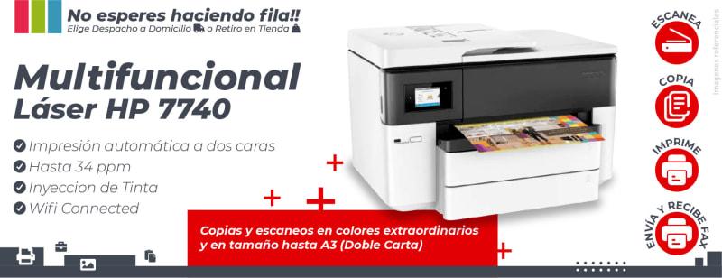 Impresora Doble Carta Inyeccion
