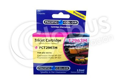 Cartridge T2963 Magenta Pacific Color1