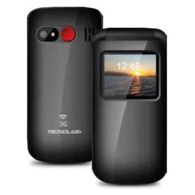 Teléfono Celular 3G Senior Tecnolab4