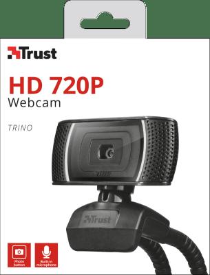 Camara Web HD 720p Trino Trust1