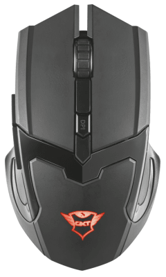 Mouse Gaming Wireless Gav Gxt 103 Trust1
