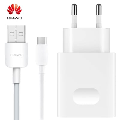 Cargador Tipo C Super Charge Huawei 1