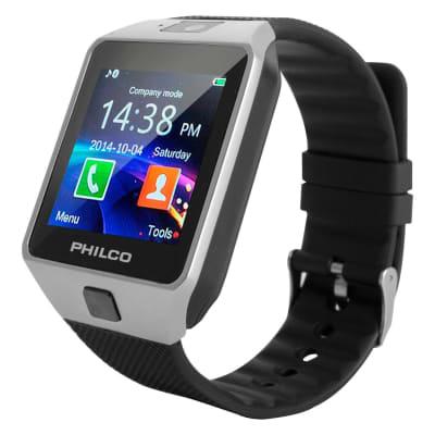 Smart Watch S031b Negro Philco1
