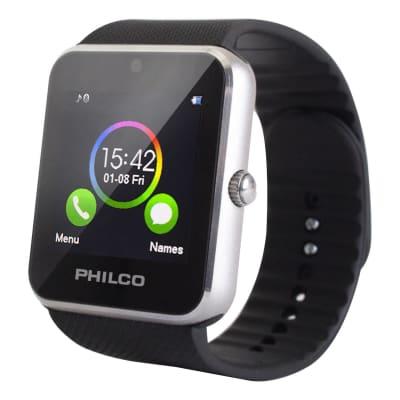 Smart Watch S032BNegro Philco1