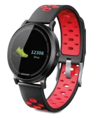 Smart Watch Style Rojo Dblue1