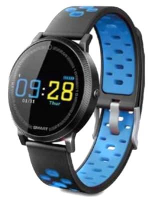 Smart Watch Style Azul Dblue1