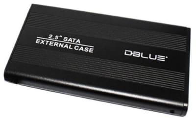 Cofre para colocar Disco duro de 2.5″ Dblue1