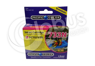 Cartridge 733Nt Magenta Pacific Color1