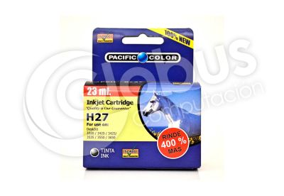 Cartridge H 27 Negro Pacific Color1